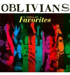 Oblivians ‎- Popular Favorites (Vinyl Maniac)