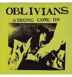 Oblivians ‎- Strong Come On (Vinyl Maniac)