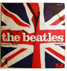 The Beatles - Disque N°1 Specimen Hors Commerce (Vinyl Maniac)