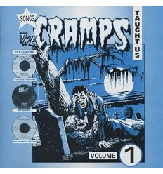 Songs The Cramps Taught Us - Volume 1 (LP) (Vinyl Maniac)