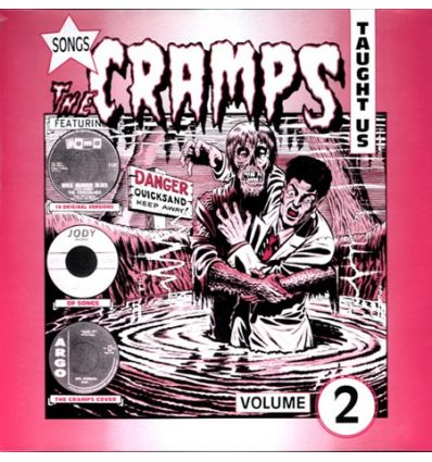 Songs The Cramps Taught Us - Volume 2 (LP) (Vinyl Maniac)