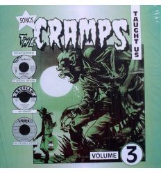 Songs The Cramps Taught Us - Volume 3 (LP) (Vinyl Maniac)
