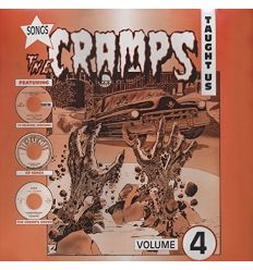 Songs The Cramps Taught Us - Volume 4 (LP) (Vinyl Maniac)