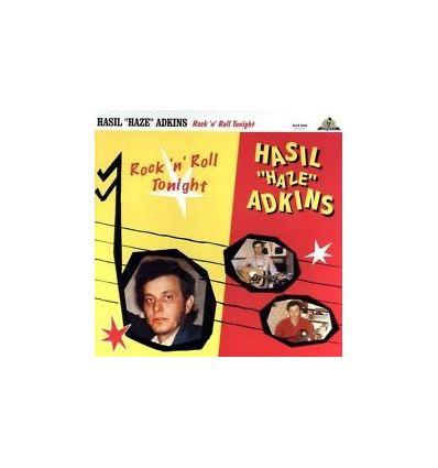 "Hasil ""Haze"" Adkins - Rock 'N Roll Tonight (Vinyl Maniac)"