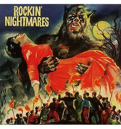 Compilation Rockin' Nightmares (Vinyl Maniac)