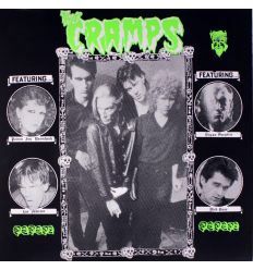 The Cramps - De Lux Album (Vinyl Maniac)
