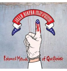 Jello Biafra And The Guantanamo School Of Medicine ‎– Enhanced Methods Of Questioning