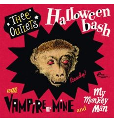 Thee Outlets - Halloween Bash (Vinyl Maniac)