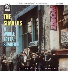 The Shakers - A Whole Lotta Shakers! (Vinyl Maniac)