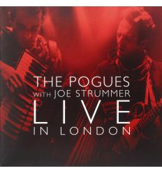 The Pogues With Joe Strummer - Live in London 1991 (Vinyl Maniac - web record store shop)