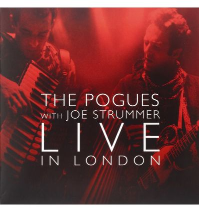 The Pogues With Joe Strummer - Live in London 1991 (Vinyl Maniac - vente de disques en ligne)