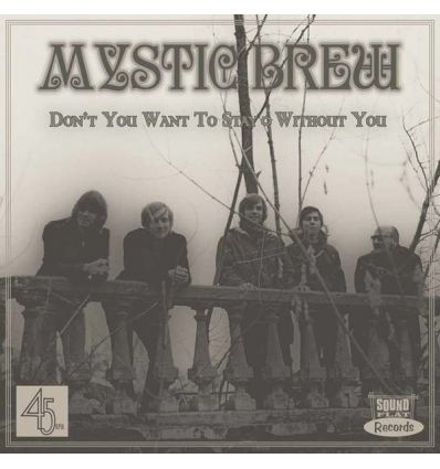 Mystic Brew - Don't You Want To Stay (Vinyl Maniac)