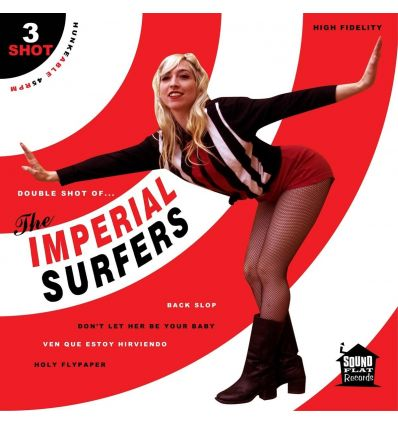 The Imperial Surfers - 3 Shot (Vinyl Maniac)