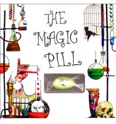 The Hara-Kee-Rees - The Magic Pill (Vinyl Maniac)