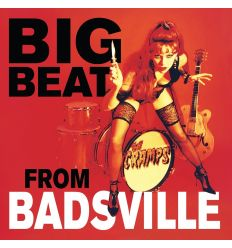 The Cramps - Big Beat From Badsville (LP + MP3) (Vinyl Maniac)