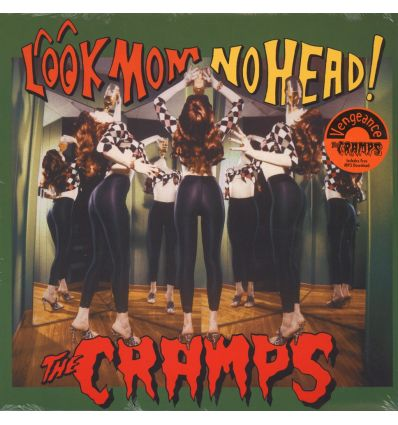 The Cramps - Look Mom No Head! (LP + MP3) (Vinyl Maniac)