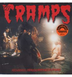 The Cramps - RockinnReelininAucklandNewZealandXXX (LP + MP3) (Vinyl Maniac record shop)