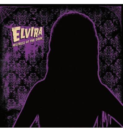 Elvira Mistress Of The Dark - 2 Big Pumpkins (Vinyl Maniac - record store shop)
