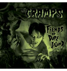 The Cramps - Fiends Of Dope Island (CD) (Vinyl Maniac, disquaire en ligne)