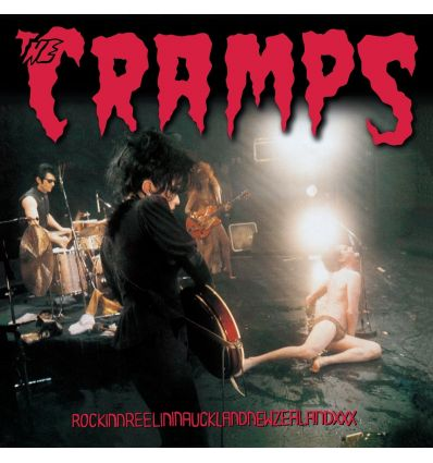 The Cramps - RockinnReelininAucklandNewZealandXXX (CD) (Vinyl Maniac - record store shop)