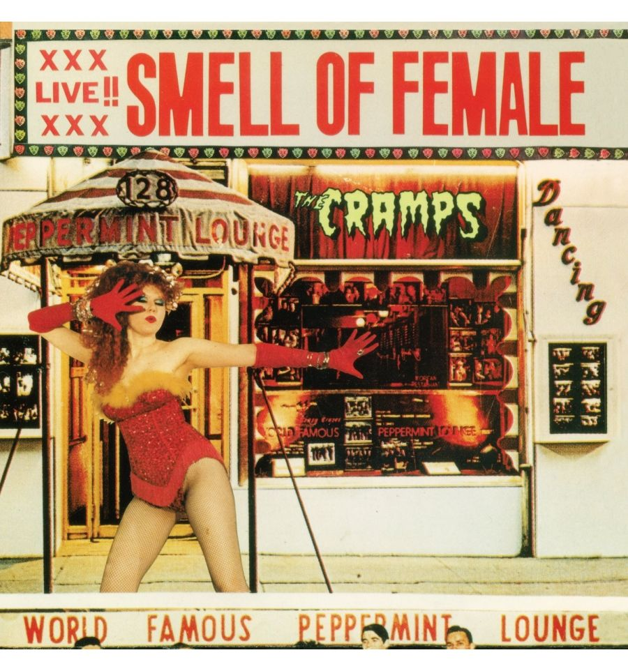 The Cramps Smell Of Female Cd Vinyl Maniac