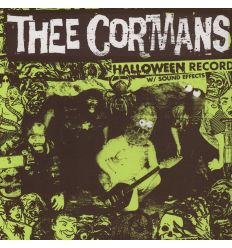Thee Cormans - Halloween Record W/ Sound Effects (Vinyl Maniac - record store shop)