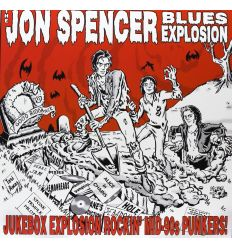 The Jon Spencer Blues Explosion - Jukebox Explosion (Vinyl Maniac - record store shop)