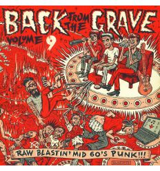 Back From The Grave Volume 9 (Gatefold) (Vinyl Maniac - vente de disques en ligne)