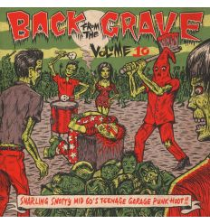 Back From The Grave Volume 10 (Vinyl Maniac - record store shop)
