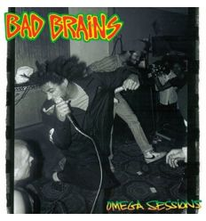 Bad Brains ‎- Omega Sessions (Vinyl Maniac - record store shop)