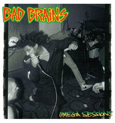 Bad Brains - Omega Sessions (Vinyl Maniac - record store shop)