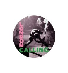 Badge 25 mm Vinyl Maniac - The Clash - London Calling