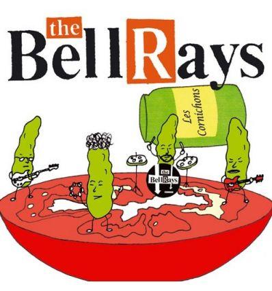 The Bellrays - Les Cornichons (Vinyl Maniac - record store shop)