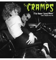 The Cramps - File Under Sacred Music - Early Singles 1978-1981 (Vinyl Maniac - vente de disques en ligne)