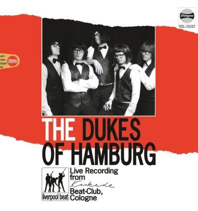 The Dukes Of Hamburg - Liverpool Beat (Vinyl Maniac - record store shop)
