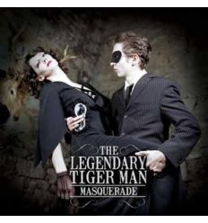 The Legendary Tiger Man - Masquerade (Vinyl Maniac - record store shop)