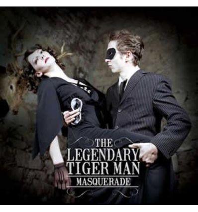 The Legendary Tiger Man - Masquerade (Vinyl Maniac - record store shop)