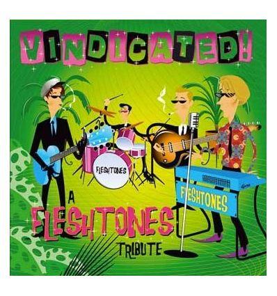 Vindicated! A Tribute To The Fleshtones (Vinyl Maniac - record store shop)