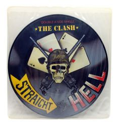 The Clash - Should I Stay Or Should I Go / Straight To Hell (Vinyl Maniac)