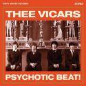 Thee Vicars - Psychotic Beat!