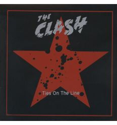 The Clash - Ties On The Line (Demos & Outtakes) (Vinyl Maniac - record store shop)