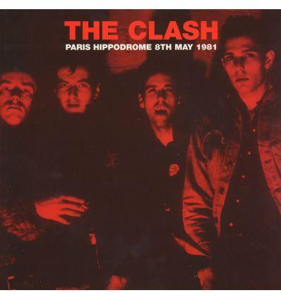 The Clash - Paris Hippodrome 8th May 1981 (Vinyl Maniac - record store shop)