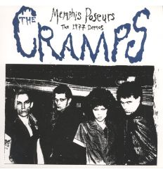 The Cramps - Memphis Poseurs - The 1977 Demos (Vinyl Maniac - vente de disques en ligne)