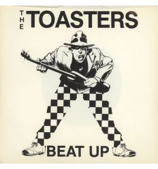The Toasters - Beat Up (Vinyl Maniac - record store shop)