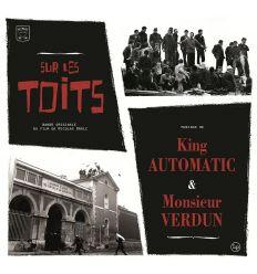 King Automatic & Monsieur Verdun - Sur Les Toits (Vinyl Maniac - vente de disques en ligne)