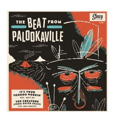 The Beat From Palookaville - It's Your Voodoo Workin' (Vinyl Maniac - record store shop)