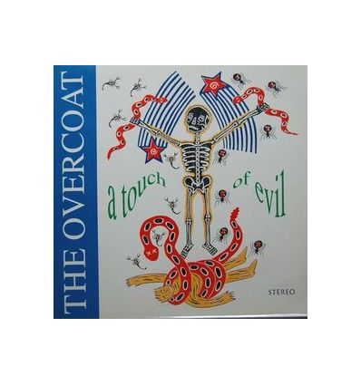 The Overcoat - A Touch Of Evil (Vinyl Maniac - record store shop)