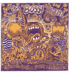 It's Boss! Man! Various Artists (Vinyl Maniac - record store shop)