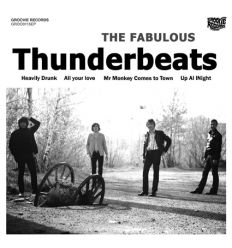 The Thunderbeats - The Fabulous Thunderbeats (Vinyl Maniac - record store shop)