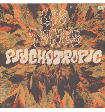 Los Tones - Psychotropic (Vinyl Maniac - record store shop)
